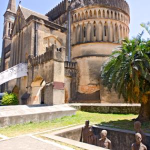Maruhubi Palace in Zanzibar