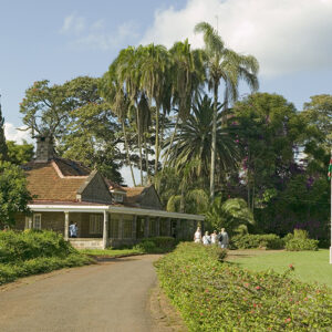 Traveled back in time to the Karen Blixen Museum