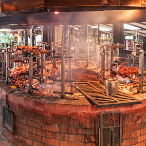 Tuck into a 'beast of a feast' at the Carnivore Restaurant